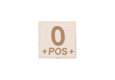 0-Pos-Bloodgroup-Patch-Desert-Clawgear