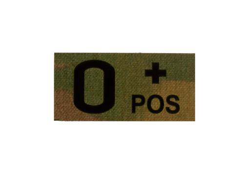 0 Pos IR Patch Multicam