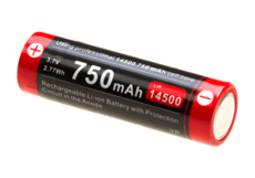 14500-Battery-3.7V-750mAh-Micro-USB-Klarus