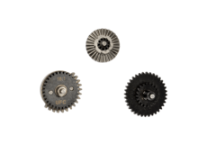 16:1-Hi-Speed-Steel-CNC-Gear-Set-Union-Fire