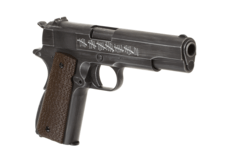 1911-Molon-Labe-Full-Metal-GBB-AW-Custom