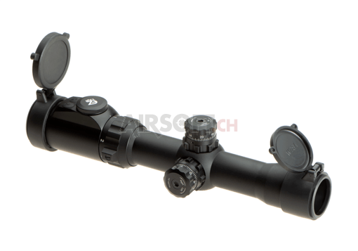 2-16X44 30mm Mil-Dot Accushot T8 Tactical Black (Leapers)