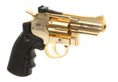 2.5-Inch-Revolver-Gold-Full-Metal-Co2-Dan-Wesson
