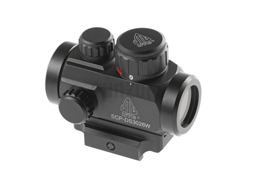 2.6 Inch 1x21 Tactical Dot Sight TS Black (Leapers)
