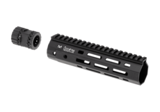 201mm-M-LOK-Handguard-Set-Black-Ares