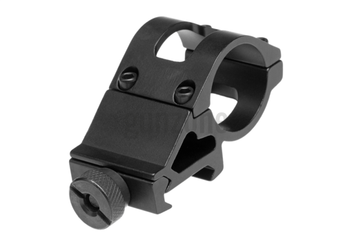 25.4mm Offset Mount Black (Trinity Force)