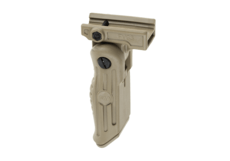 3-Pos-Front-Arm-Folding-Grip-Khaki-CAA-Tactical