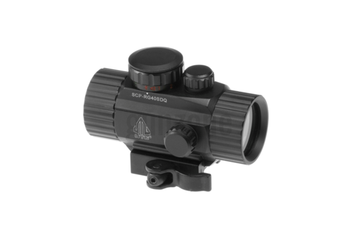 3.8 Inch 1x30 Tactical Dot Sight TS Black (Leapers)