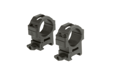 30mm-CNC-Mount-Rings-Medium-Black-Leapers