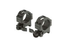 30mm-QD-CNC-Mount-Rings-Low-Black-Leapers