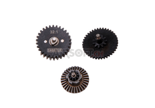 32:1 Infinite Torque Steel Gear Set (Ares)
