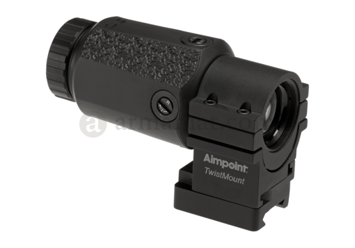 3X-C with Twist Mount and Spacer (Aimpoint)