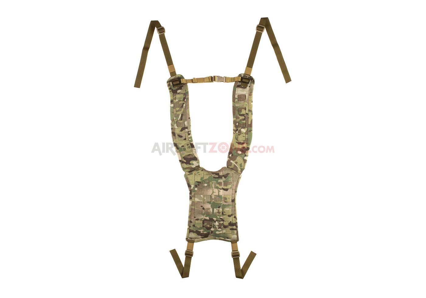 f55d1abec 4-Point H-Harness Multicam (Templar s Gear) - Suspenders - Load ...