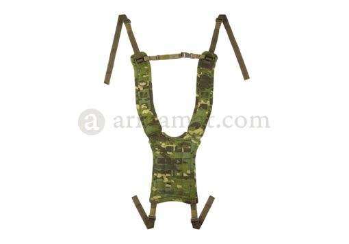 4-Point H-Harness Multicam Tropic (Templar's Gear)