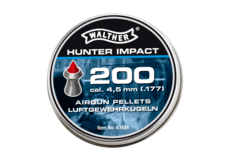 4.5mm-Hunter-Impact-Pellets-0.56g-200rds-Walther