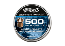 4.5mm-Pointed-Waisted-Copper-Pellets-0.46g-500rds-Walther