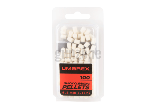 4.5mm Quick Cleaning Pellets 100pcs (Walther)