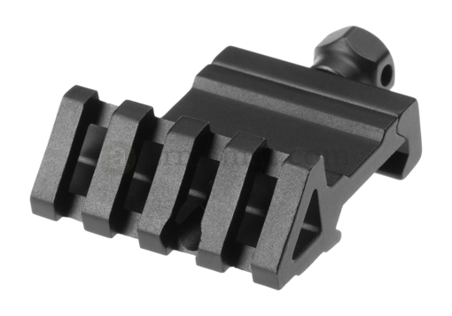45 Degree Offset Weaver Mount Black (Trinity Force)
