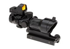 4x32IR-Combo-Combat-Scope-Black-Aim-O