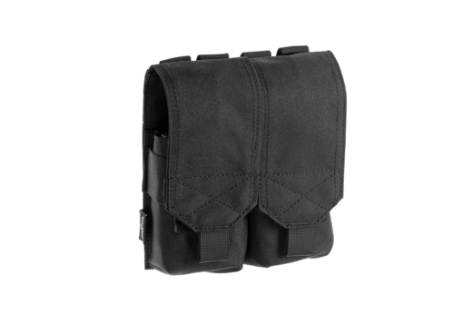 5.56 2x Double Mag Pouch Black