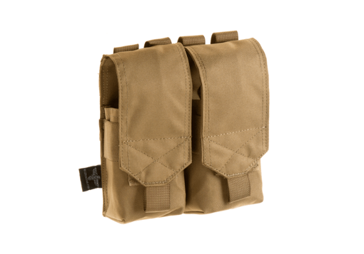 5.56 2x Double Mag Pouch Coyote