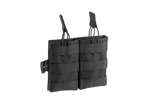 5.56 Double Direct Action Mag Pouch Black