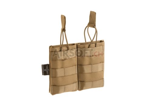 5.56 Double Direct Action Mag Pouch Coyote (Invader Gear)