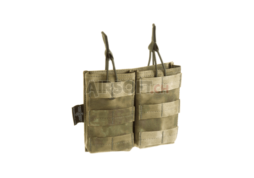 5.56 Double Direct Action Mag Pouch Everglade (Invader Gear)