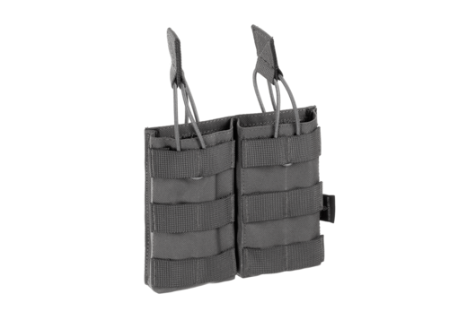 5.56 Double Direct Action Mag Pouch Wolf Grey