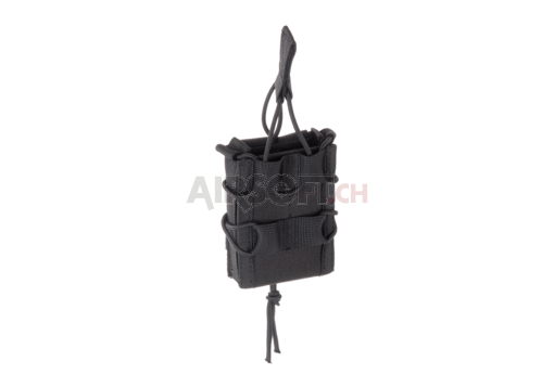 5.56 Fast Mag Pouch Black (Invader Gear)