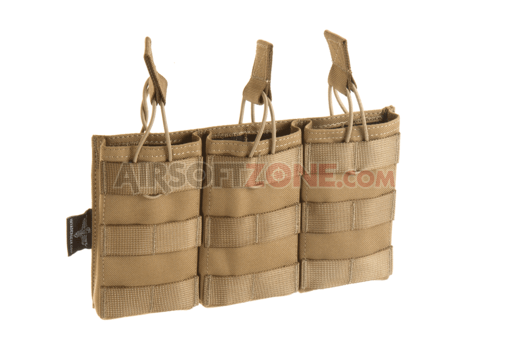 5.56 Triple Direct Action Mag Pouch Coyote (Invader Gear)