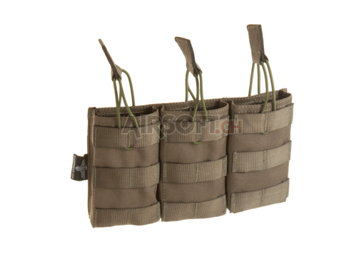 5.56 Triple Direct Action Mag Pouch Ranger Green (Invader Gear)