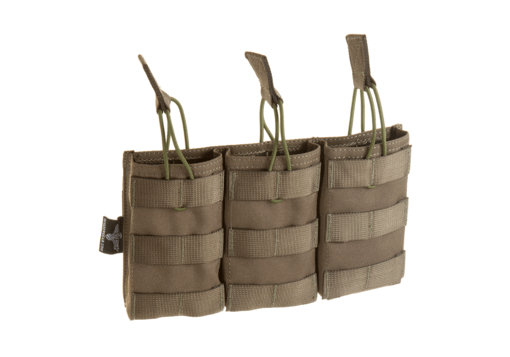 5.56 Triple Direct Action Mag Pouch Ranger Green