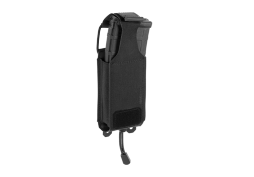 5.56mm Backward Flap Mag Pouch Black