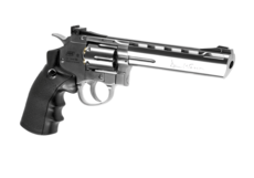 6-Inch-Revolver-Full-Metal-Chrome-Co2-Dan-Wesson