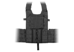 6094A-RS Plate Carrier Black