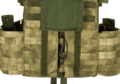 6094A-RS Plate Carrier Everglade