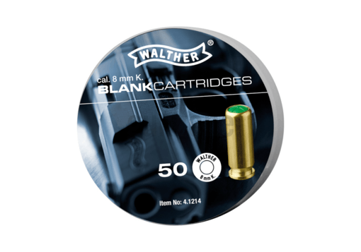 8mm P.A.K. 50rds (Walther)