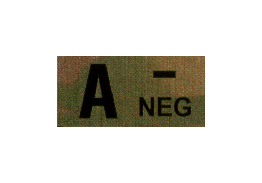 A Neg IR Patch Multicam