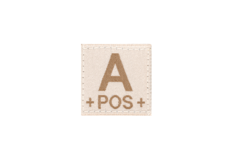 A-Pos-Bloodgroup-Patch-Desert-Clawgear