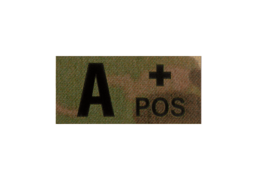 A Pos IR Patch Multicam