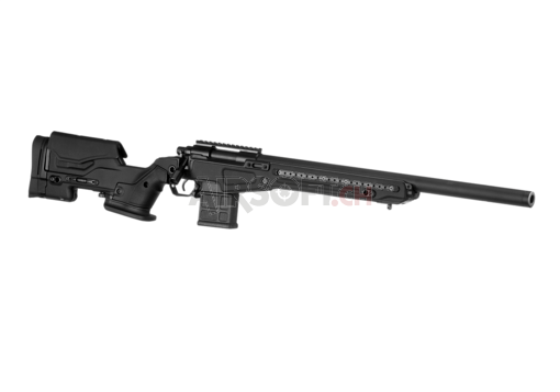 AAC T10 Bolt Action Sniper Rifle Black (Action Army)
