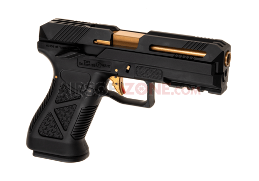 AG-17 Metal Version GBB Black (HFC)