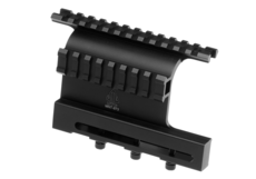 AK-Double-Rail-Side-Mount-Black-Leapers