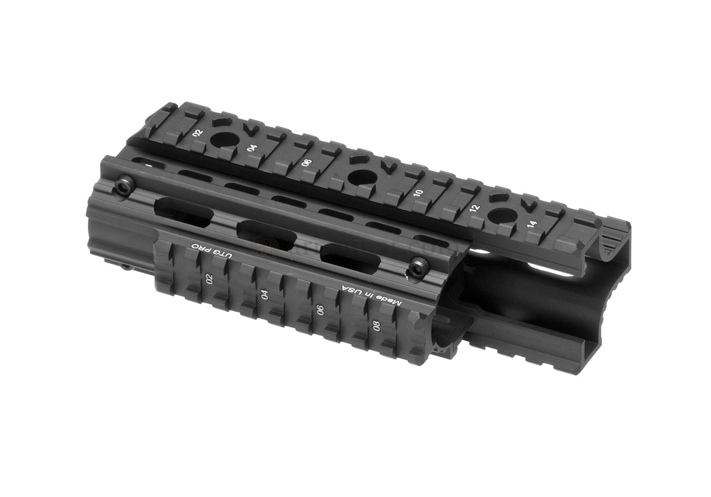 AK47 YU Quad Rail Handguard