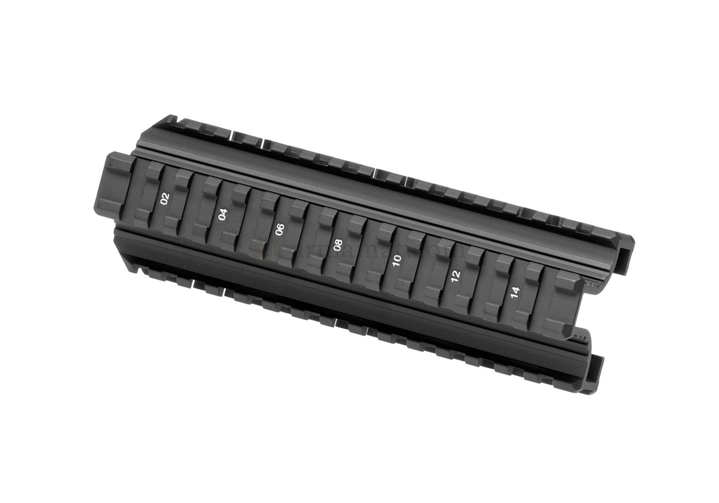 Ak47 yu quad rail handguard leapers schienensysteme handschutz