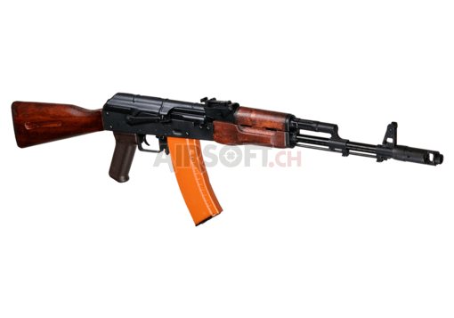 AK74 Blowback Black (APS)
