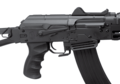 AKS74U Blowback Black (APS)