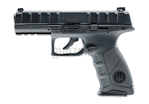 APX Blowback Co2 Black BB (Beretta)