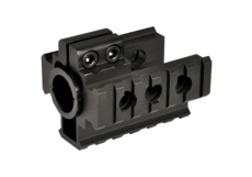 AR-15-Tri-Rail-Barrel-Mount-Black-Leapers